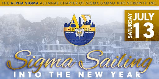 Alpha Sigma Summer Sailing