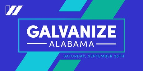Galvanize Alabama tickets