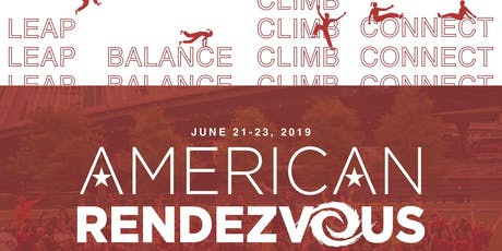 American Rendezvous 2019 tickets