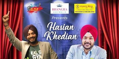 Hasiyan Khediyan - Amritsar to Australia (Keysborough)
