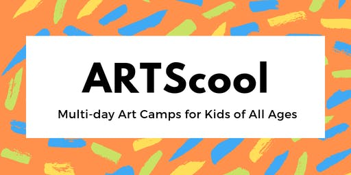 ARTScool 3rd-4th grade