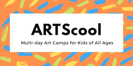 ARTScool 1st-2nd grade tickets