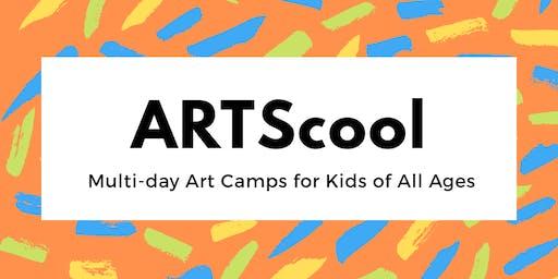 ARTScool PreK-Kindergarten