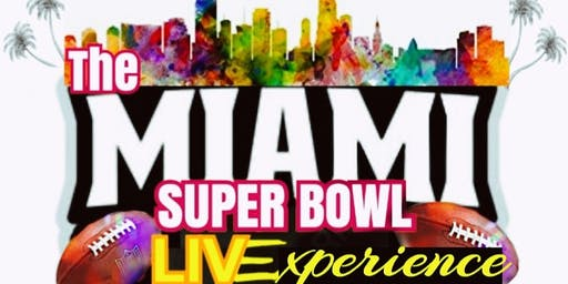 The Miami Super Bowl LIVexperience