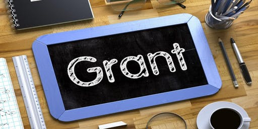 Grant Writing Information Session