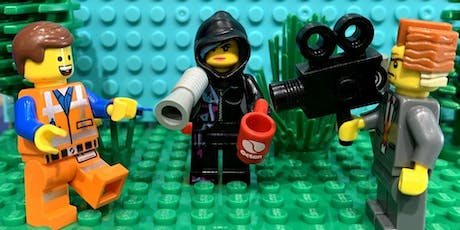 Summer Camp: Introduction to Stop-Motion Animation using LEGO® Materials tickets