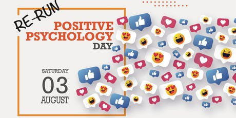 Re-Run of Positive Psychology Day 2019 tickets