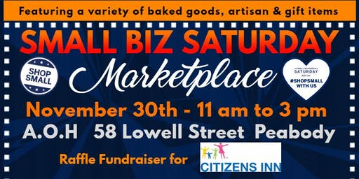 Small Business Saturday Marketplace, 2nd annual