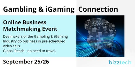 Gambling & iGaming Connection tickets