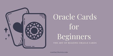 Oracle Cards for Beginners tickets