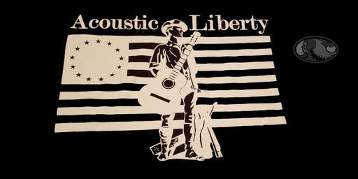 Acoustic Liberty wsg Amber Cordell