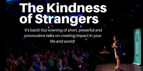 Kindness of Strangers 2019 tickets