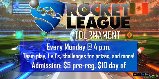 Rocket League Mondays