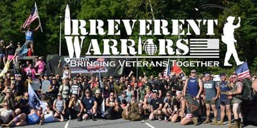 Irreverent Warriors Silkies Hike - Norwich, CT