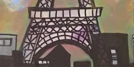 """Pour & Paint """"The City"""" tickets"""