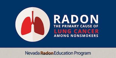 Short-term Radon test kit (3-day kit)