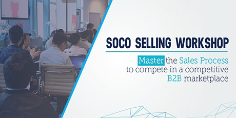 Sales Training Singapore - SOCO Selling Workshop tickets