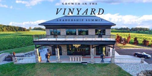 Growth in the Vineyard Leadership Summit