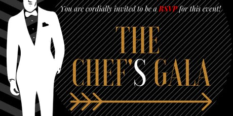 """""""The Chefs Gala"""" Foodie & Networking Event tickets"""