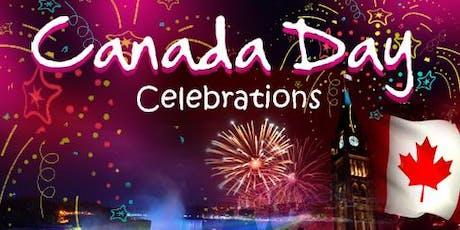Canada Day 2019! tickets