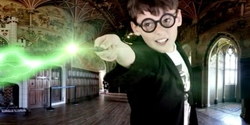 Harry Potter Filmmaking (St Kevins)
