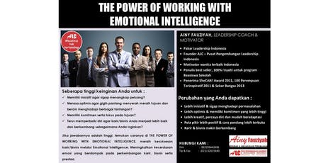 The Power of Working with Emotional Intelligence tickets
