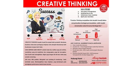 Creative Thinking tickets