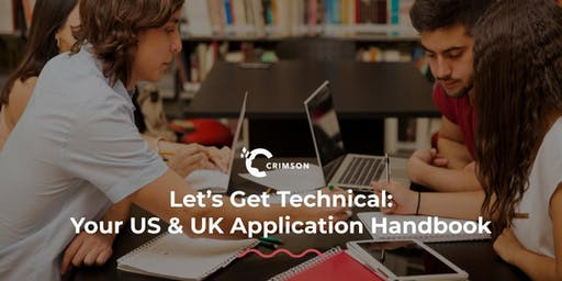 Let's Get Technical: Your US & UK Application Handbook | SG