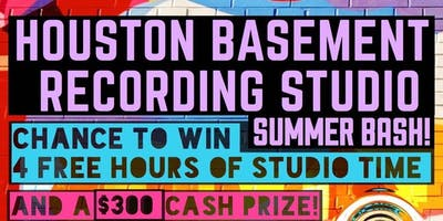 Houston Basement Summer-Bash