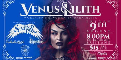Venus & Lilith: Worshipping Women in Dark Music tickets