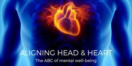 Aligning Head & Heart - The ABC of mental well-being tickets