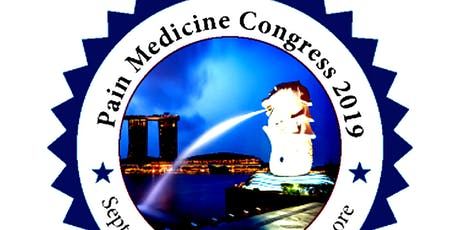 World Congress on Pain Medicine and Management tickets