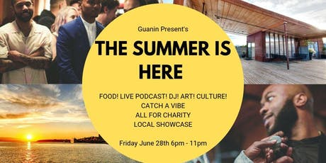 The Summer is Here - Local Showcase tickets