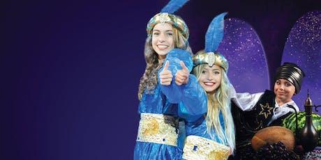 Aladdin Musical Magic (SLG) tickets