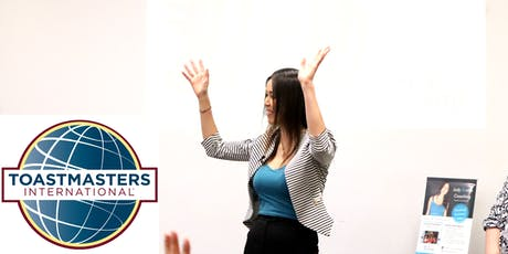 Public Speaking & Communication MasterSeminar (Toastmaster Ed. & Training) tickets