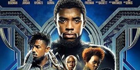 Marina Movie Nights (Free) | BLACK PANTHER (2018) tickets