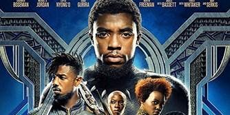 Marina Movie Nights (Free) | BLACK PANTHER (2018)
