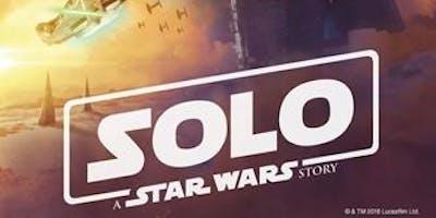 Marina Movie Nights (Free) | SOLO: A STAR WARS STORY (2018)