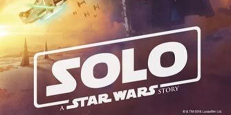 Marina Movie Nights (Free) | SOLO: A STAR WARS STORY (2018) tickets
