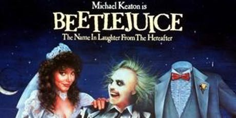 Marina Movie Nights (Free) | BEETLEJUICE (1988) Tickets