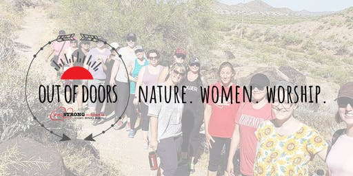 loveSTRONG OUT OF DOORS Hiking Event Prescott