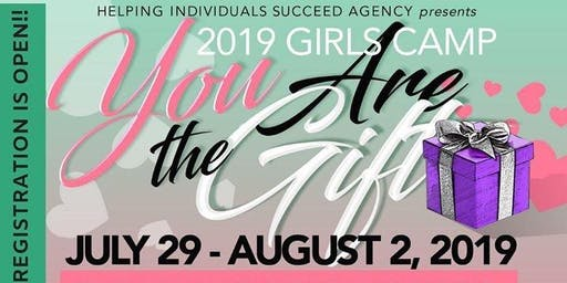 You Are the Gift Leadership Camp for Girls