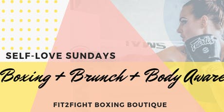 BOXING+BRUNCH+BODY AWARENESS tickets