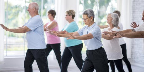 Tai Chi - Seniors Week  tickets
