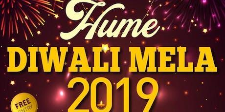 Hume Diwali Mela-2019 tickets