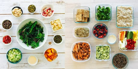 Plant-Based Food Prep Lunch & Learn tickets