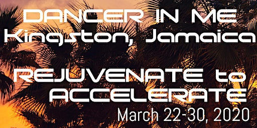 DANCER IN ME INTERNATIONAL OUTREACH: REJUVENATE 2 ACCELERATE 2020