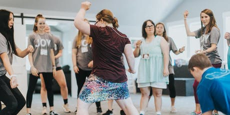 MPDP Dance Class by Move Inclusive Dance tickets