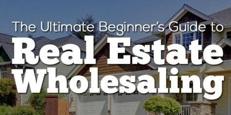 Wholesaling Real Estate Meetup Chicago