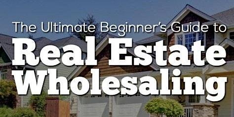 Wholesaling Real Estate Meetup Chicago